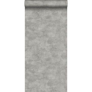 tapet betonglook varmt grått