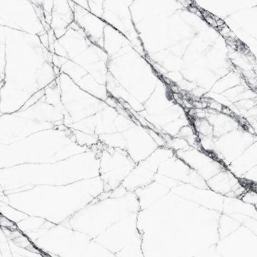 fototapet marmor vitt och grått