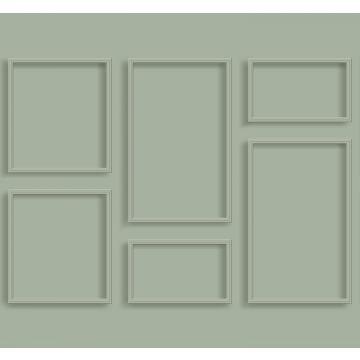 fototapet väggpanel grågrönt